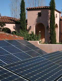 solar panel agency